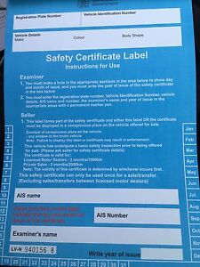 Mobile safety certificates / Roadworthys & pre purchase inspections South Brisbane Brisbane South West Preview