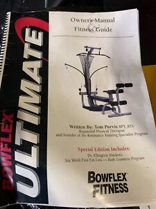 Bowflex Ultimate - with all attachments. Only $150!