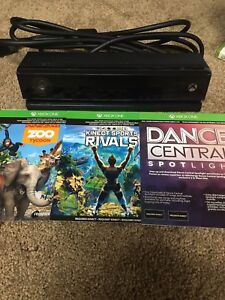 Xbox one Kinect and Kinect games