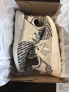 Adidas NMD_xr1 pk white/core red Noarlunga Downs Morphett Vale Area Preview