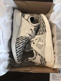 Adidas NMD_xr1 pk white/core red