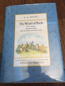 The World of Pooh Hardcover