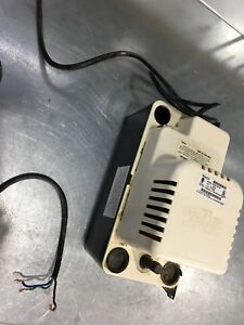 Condensate pump for high efficiency furnace