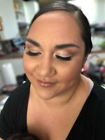 **Grad makeup available **