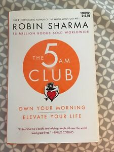 5am Club - Robin Sharma