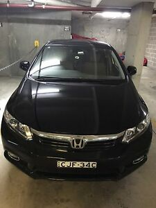 2012 Honda Civic 9th Gen Ser II VTi JetBlack 5 Speed Automatic Sedan Regents Park Auburn Area Preview