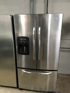 Maytag stainless steel fridge 2.5 years old