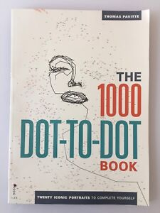The 1000 Dot to Dot Book  Icons