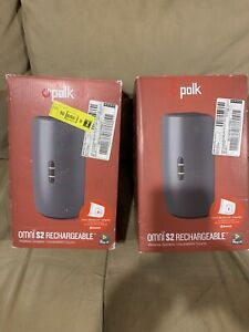 Polk Audio Omni S2R rechargeable wireless rears 5.1