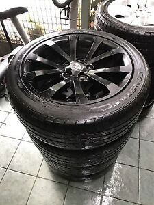 holden commodore wheels 18 inch Wollongong Wollongong Area Preview