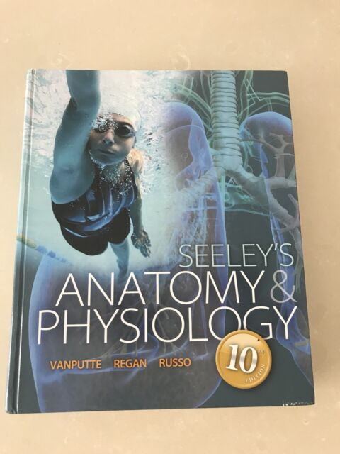 Seeley\'s Anatomy and Physiology 10th Edition | Textbooks | Gumtree ...