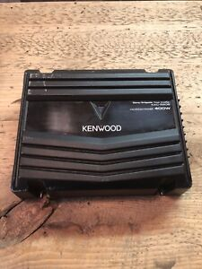 Kenwood amplifier