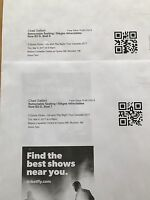 3 doors down tickets for Thursday night