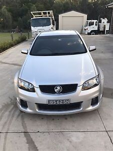 2012 Holden Commodore SV6 VE Series II Auto MY12.5 Campbelltown Campbelltown Area Preview