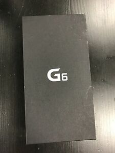 LG G6 SILVER 32GB NEW UNLOCKED