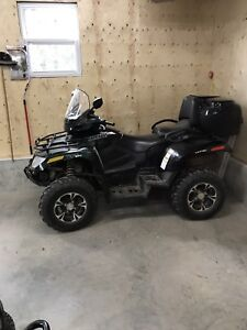 2014 Arctic Cat trv limited