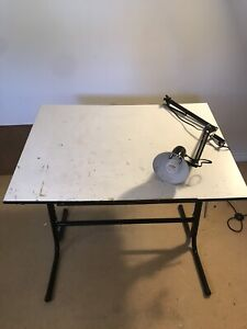 Drawing Table - Adjustable