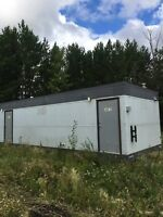 Washroom Trailers