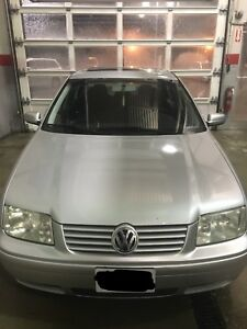 2001 JETTA NEED SOLD ASAP SELLING AS IS