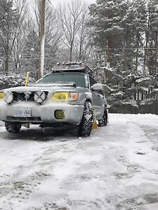2002 Subaru Forester parts or fun off road toy