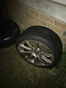 Audi rims 18inch real cheap