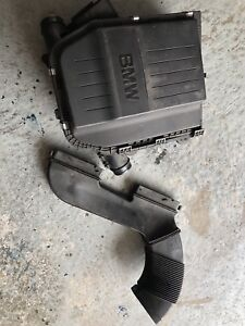 BMW 335i stock air intake housing and filter