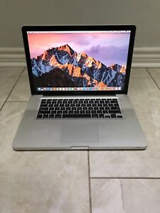 """Macbook Pro 2011 13"""" i5 2.3GHZ 8GB 500GB w/ Office + Adobe"""