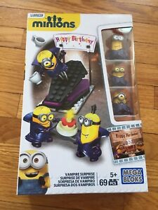 Minion lego - vampire surprise