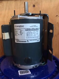 NEW 3/4 HP ELECTRIC MOTOR