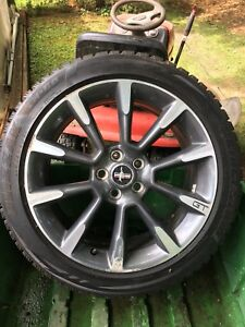 Mustang Gt C/S rims seulement/only.