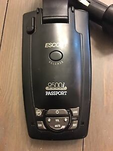 Useful escort passaport 9500i