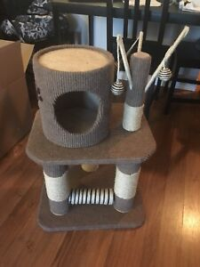Two cat hotels