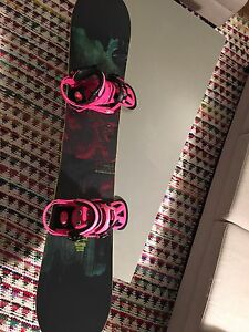 Capita or Rossignal snowboards