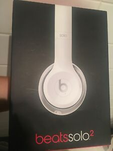 Beats Solo2 by Dr. Dre Wireless never used