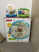 Fisher-Price Rainforest jumperoo Penrith Penrith Area Preview