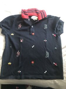 100% Authentic Gucci Polo Shirt