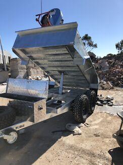 Tipper trailer Marino Marion Area Preview