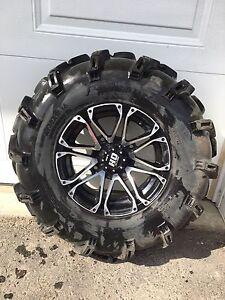 Silverback X lite tires/STI HD rims