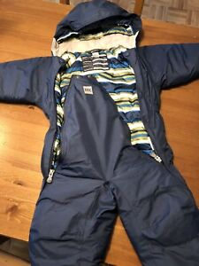 MEC Toaster Bunting Suit 12 month.