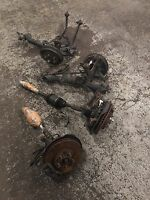 Toyota celica 2000/2005 full suspension Parts available