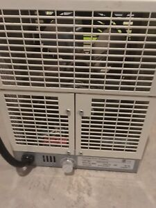 Construction heater - barely used