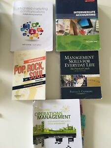 Various Dal Textbooks