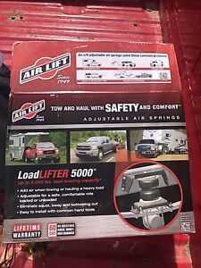 AIRLIFT 5000 CHEVY/GMC