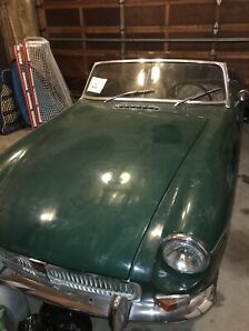 1967 mg  price reduced