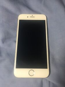 iPhone 6 Silver 16GB Telus