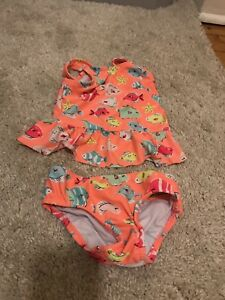 2t two piece bathing suit