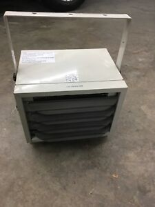 5000w construction, garage or shed heater