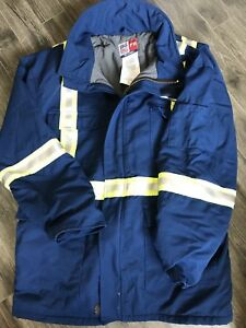 Men's  XL Winter Safety Jacket