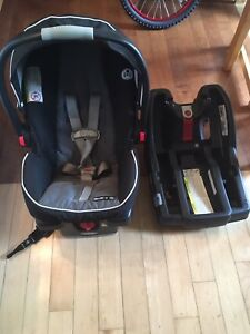 Grace car seat with 2 bases - Sold PPU