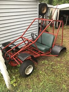 project dune buggy 550cc